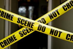 Crime Scene in Nashville